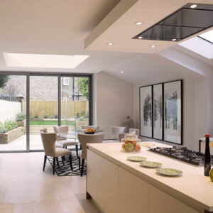 ECO Fixed + Upstand (TG) Rooflight 600mm x 1200mm