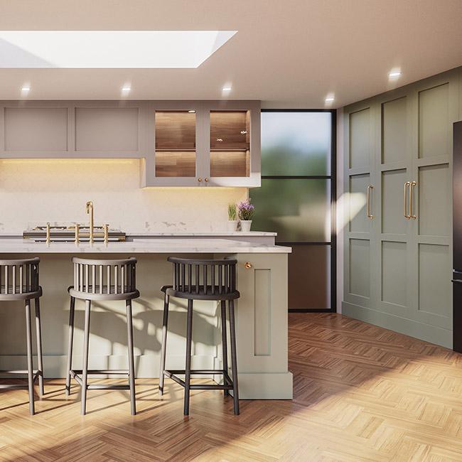Flex Lid (DG) Rooflight 700mm x 1000mm