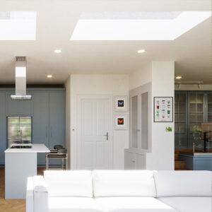 Flex Lid (DG) Rooflight 650mm x 650mm