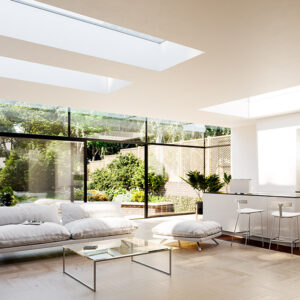 Flex Lid (DG) Rooflight 1000mm x 2800mm