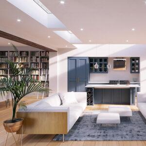 Lite Lid (DG) Rooflight 1000mm x 2000mm