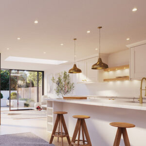 ECO Fixed + Upstand (DG) Rooflight 600mm x 900mm