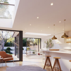 ECO Electric Opening Rooflight 1200mm x 3000mm