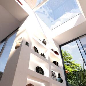 Flex Lid (DG) Rooflight 1000mm x 1200mm
