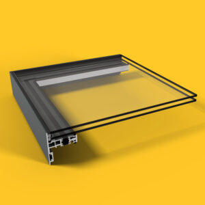 Lite Lid (DG) Rooflight 500mm x 500mm
