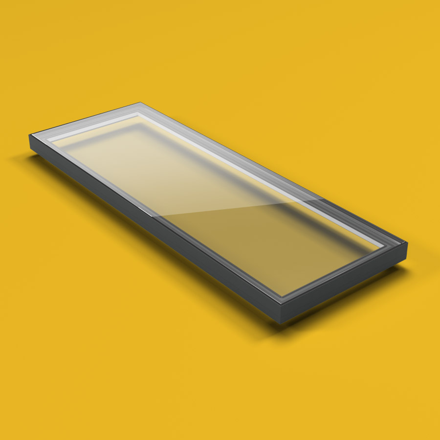 Lite Lid (DG) Rooflight 850mm x 2350mm