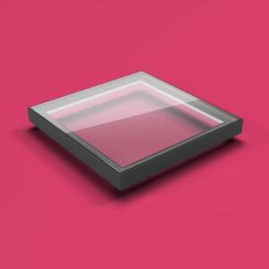 Lite Lid (DG) Rooflight 1000mm x 1000mm