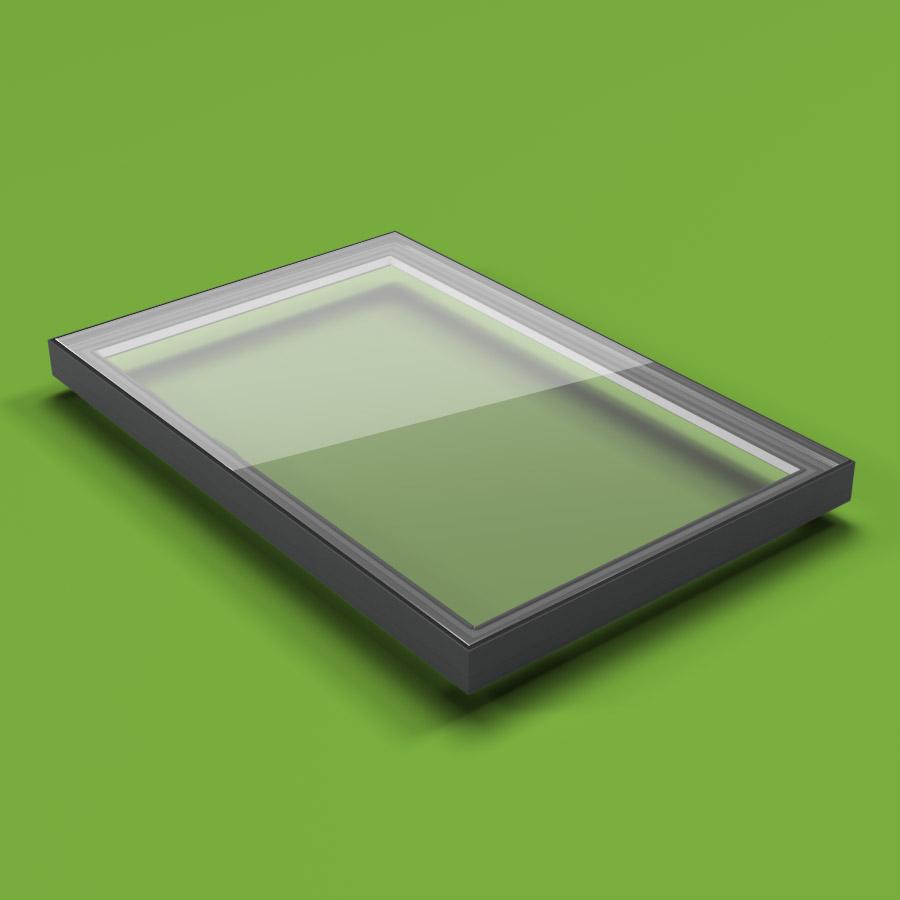 Lite Lid (DG) Rooflight 1050mm x 1850mm