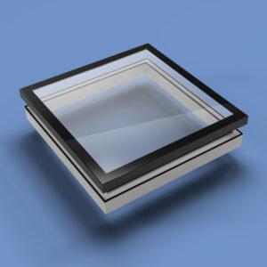 ECO Fixed + Upstand (DG) Rooflight 1400mm x 1400mm