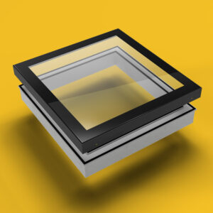 ECO Fixed + Upstand (TG) Rooflight 800mm x 800mm