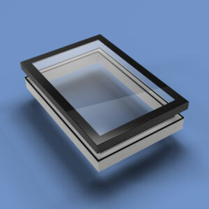 ECO Fixed + Upstand (TG) Rooflight 1000mm x 1500mm