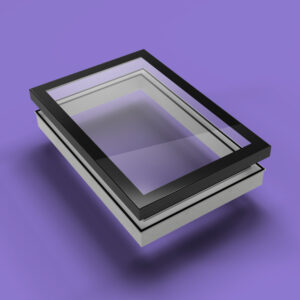 ECO Fixed + Upstand (DG) Rooflight 1000mm x 1200mm