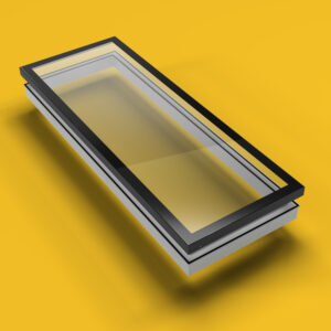 ECO Fixed + Upstand (TG) Rooflight 1200mm x 1200mm