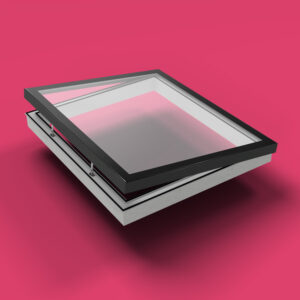 ECO Electric Opening Rooflight 1500mm x 1500mm
