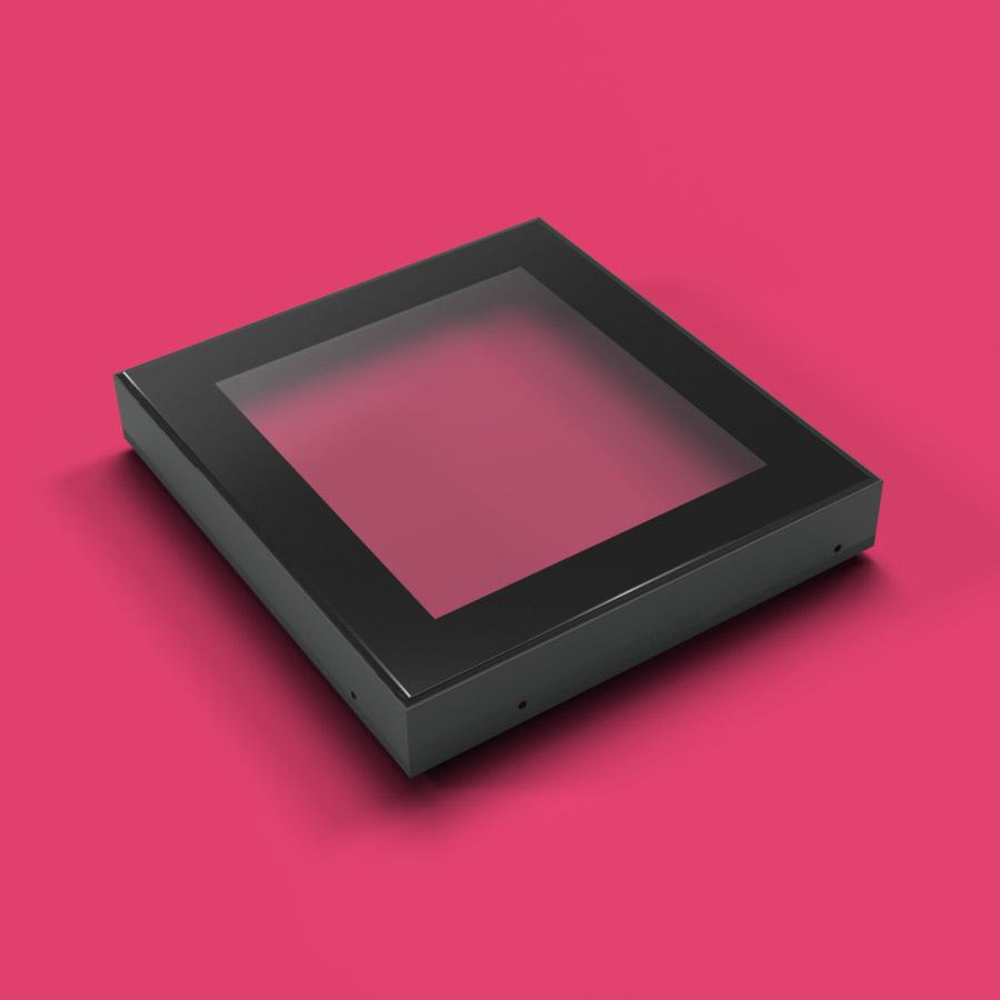 Flex Lid (DG) Rooflight 700mm x 700mm