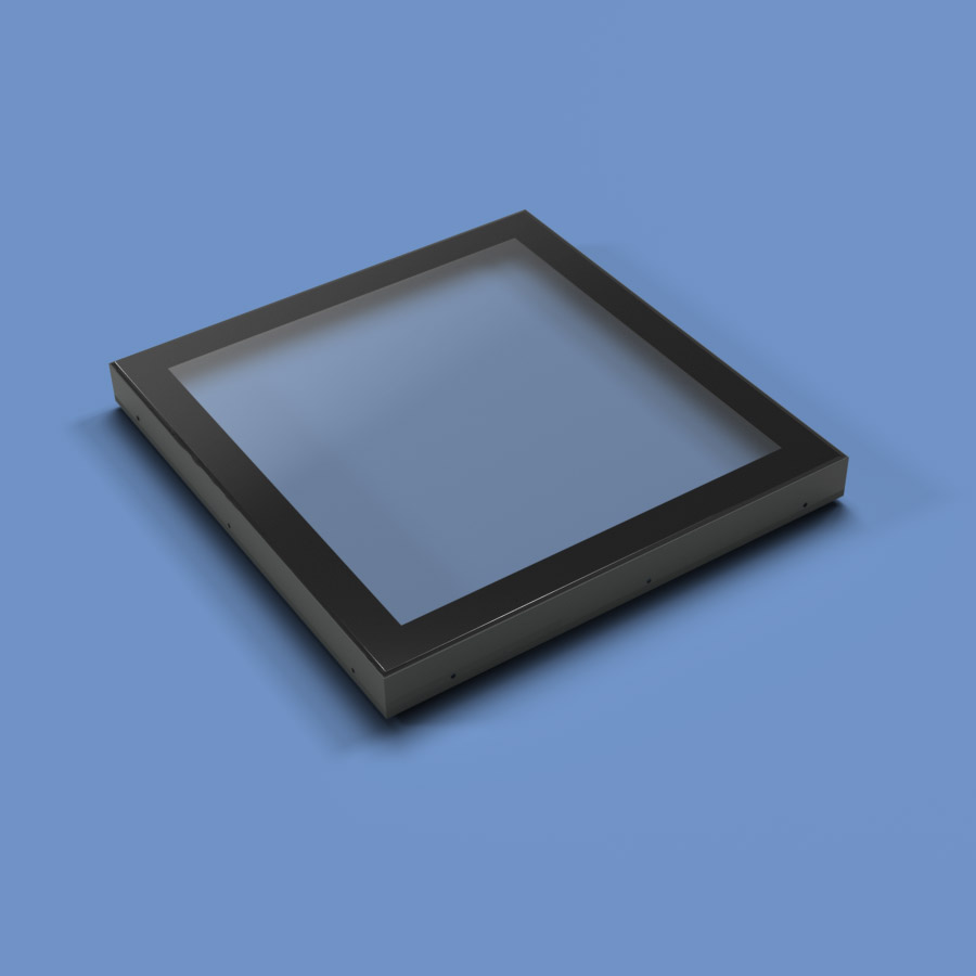 Flex Lid (DG) Rooflight 900mm x 900mm