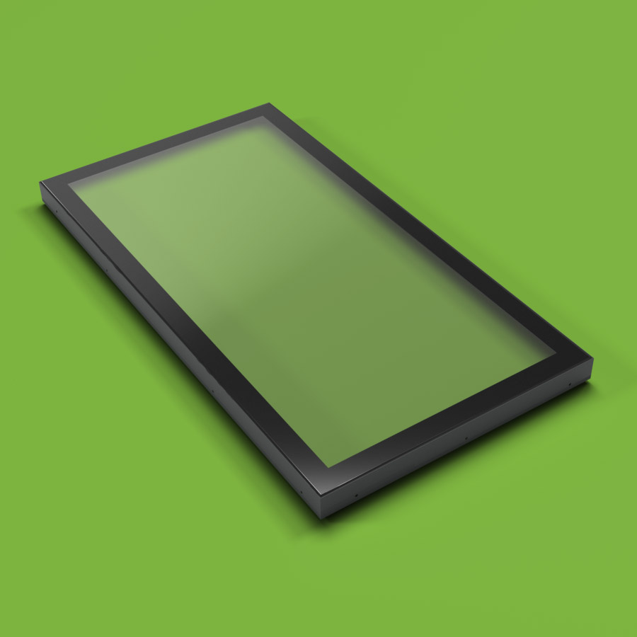 Flex Lid (DG) Rooflight 1000mm x 2500mm