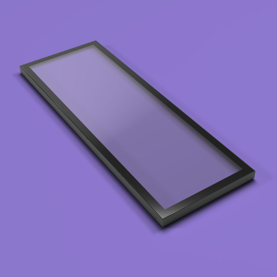 Flex Lid (DG) Rooflight 1200mm x 3000mm
